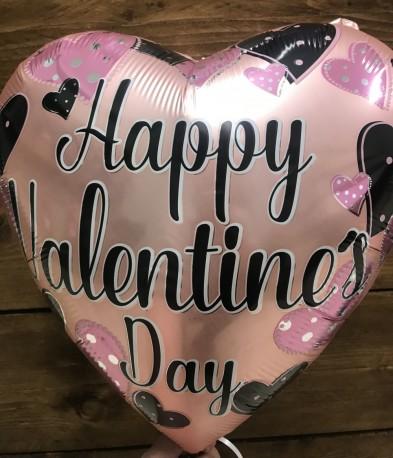 Happy Valentine's Day Balloon